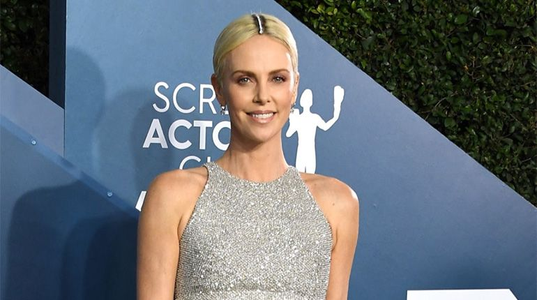 Why Did Charlize Theron Wear a Tiffany Bracelet in Her Hair?