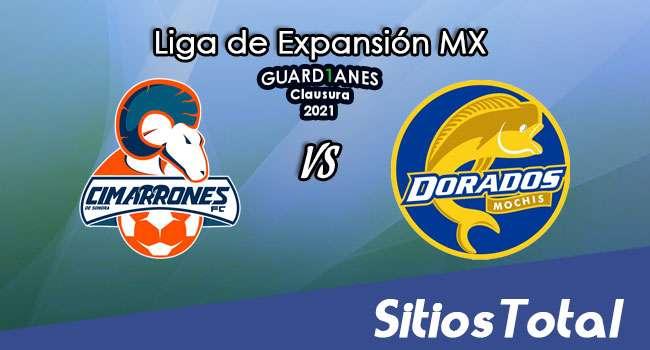 Cimarrones de Sonora vs Dorados de Sinaloa en Vivo – Canal de TV, Fecha, Horario, MxM, Resultado – J7 de Guardianes Clausura 2021 de la  Liga de Expansión MX