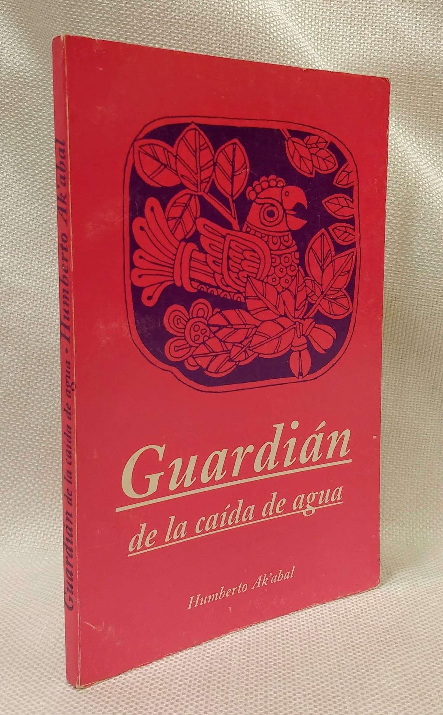 Guardian de la caida de agua, Ak'abal, Humberto