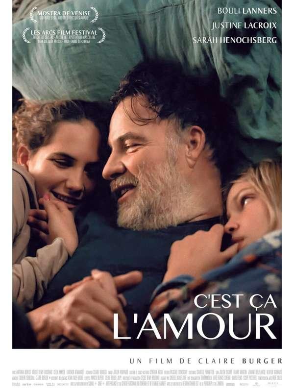 C'est ça l'amour ΑΓΑΠΗ ΕΙΝΑΙ Poster
