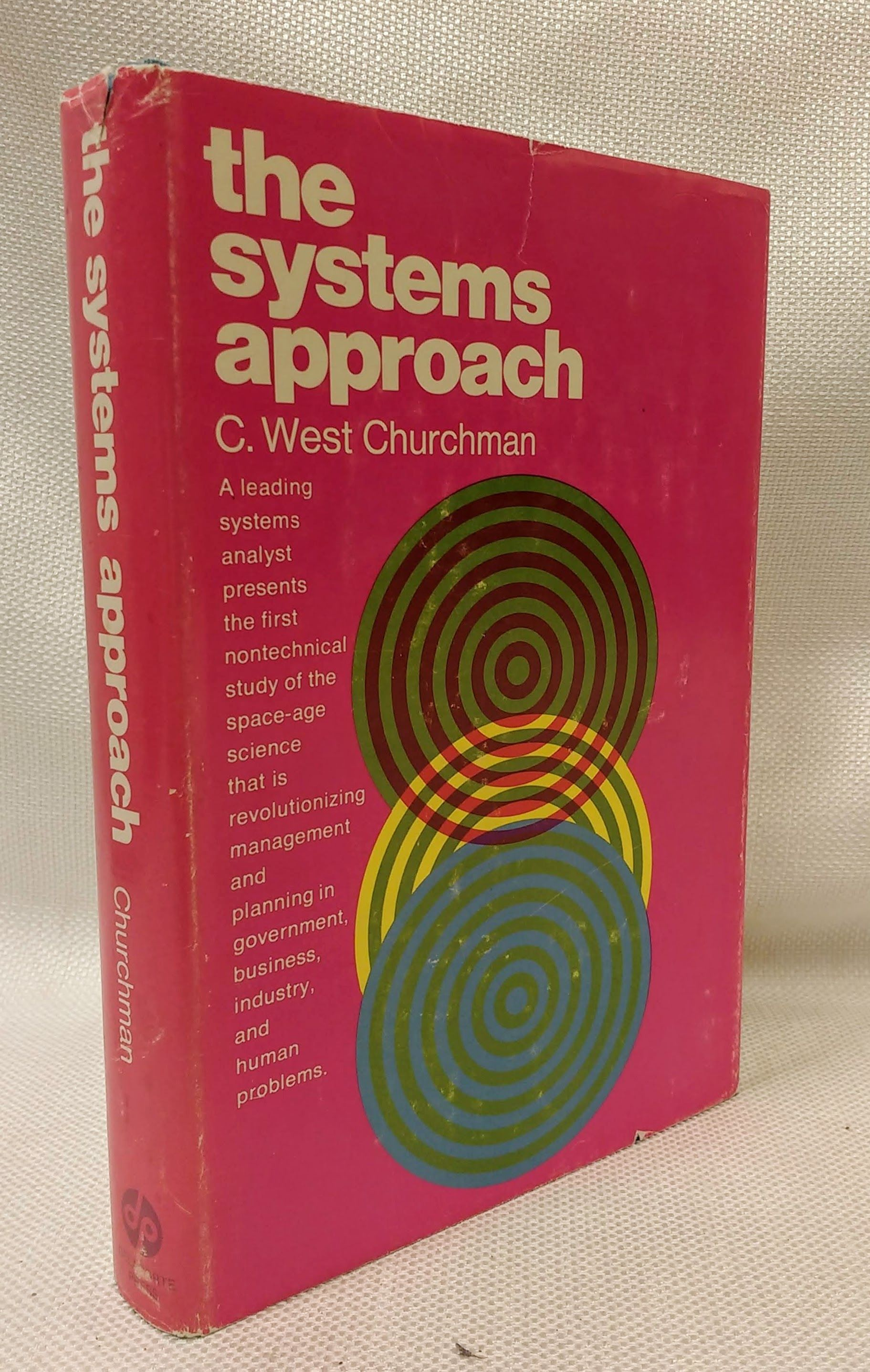 The Systems Approach, Churchman, C. West