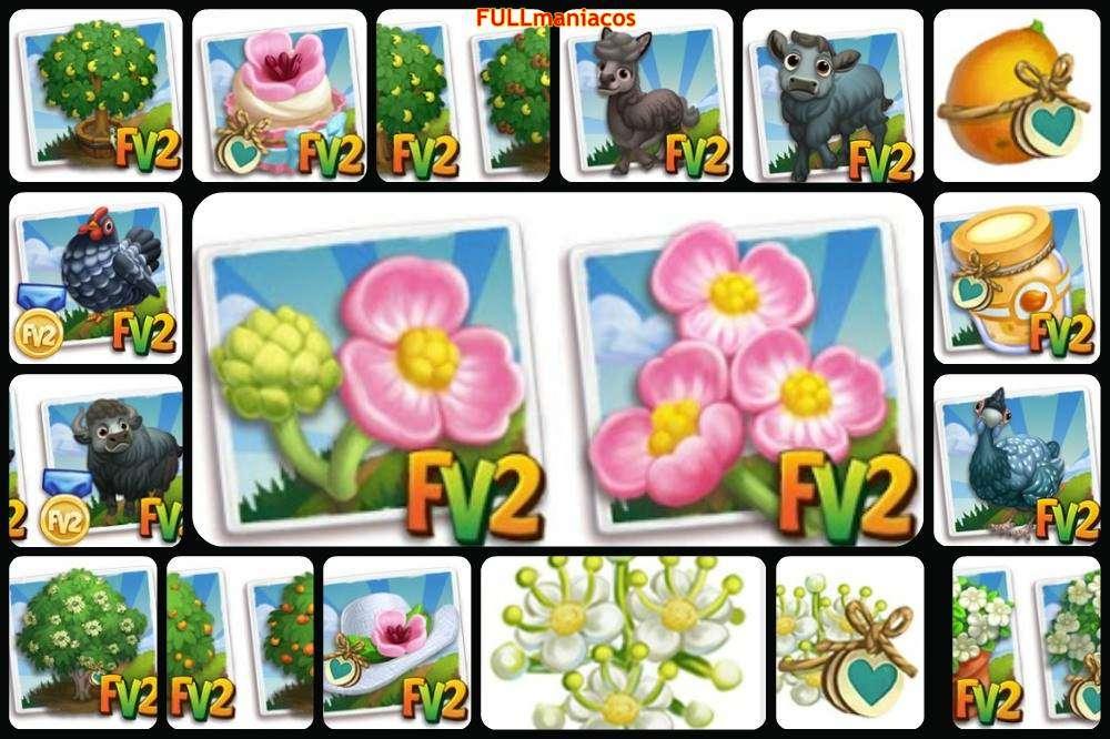 Farmville 2 Nuevos Items de Edicion Limitada en Shop 2-10-2017