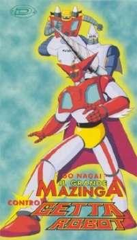 Great Mazinger tai Getter Robo's Cover Image