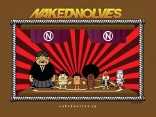 Naked Wolves's Cover Image