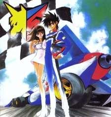 Future GPX Cyber Formula Saga's Cover Image