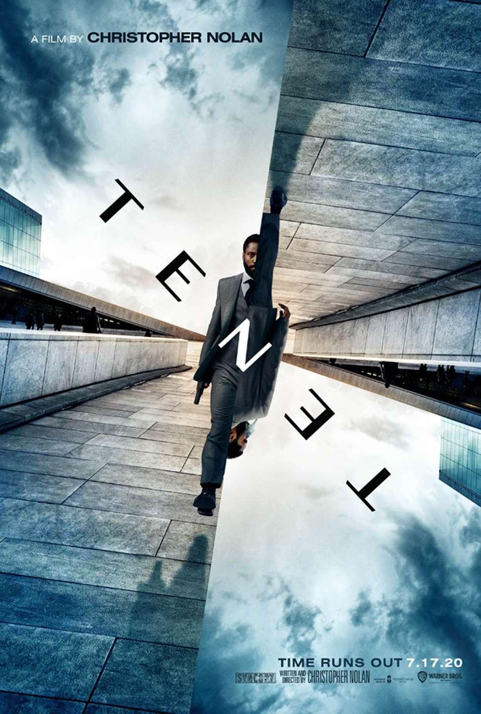 Tenet - Trailer / Τρέιλερ Poster
