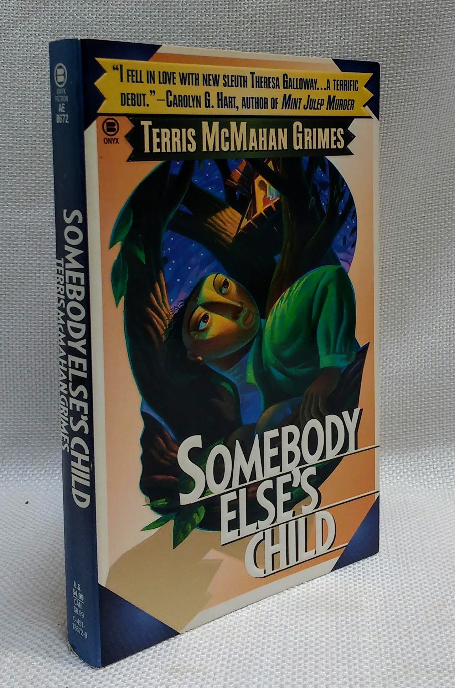 Somebody Else's Child, Grimes, Terris McMahan