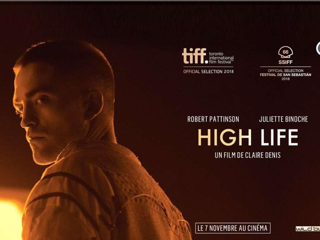 Μαύρη Τρύπα (High Life) - Trailer / Τρέιλερ Movie