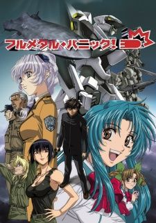 Full Metal Panic!'s Cover Image
