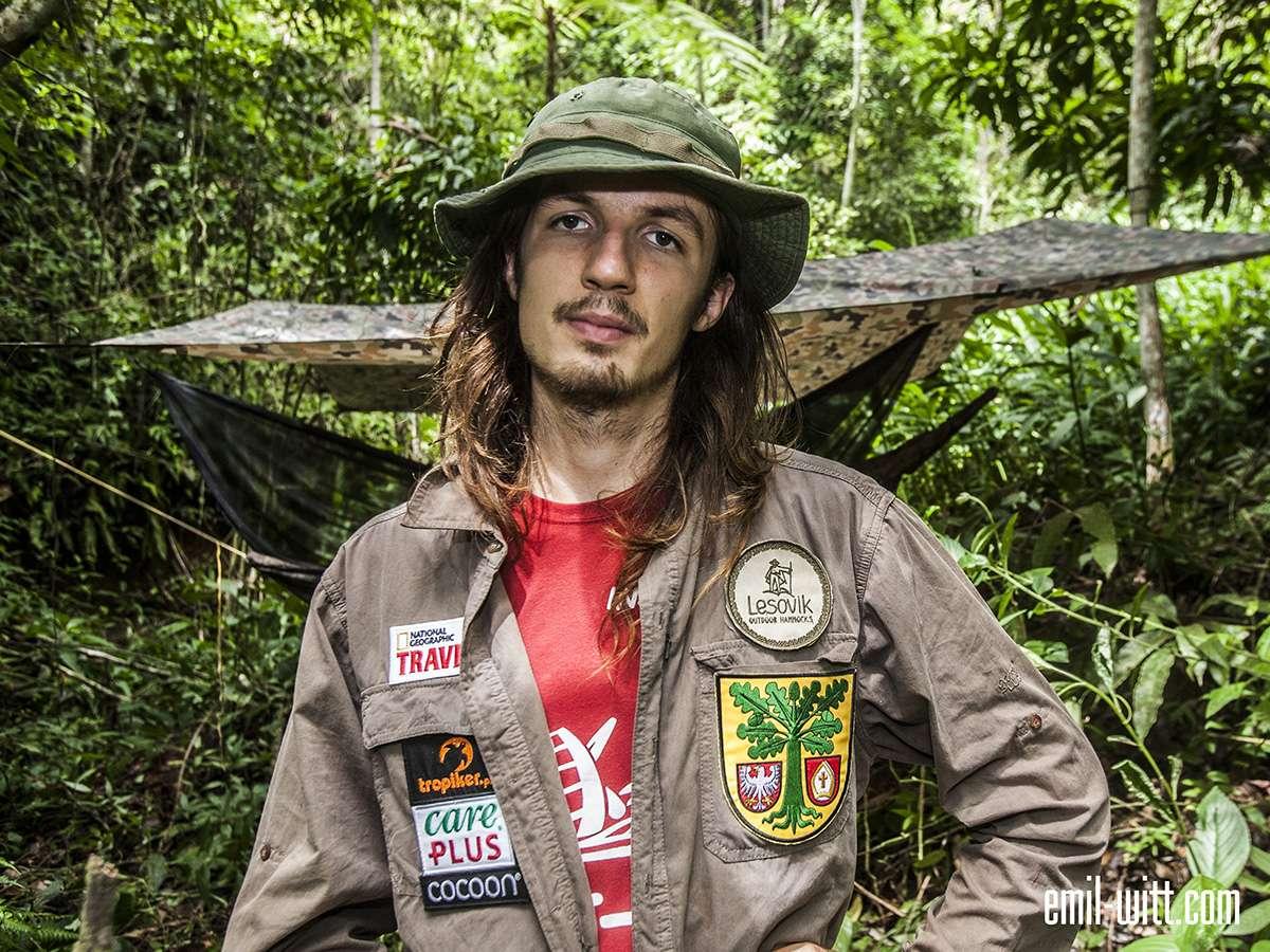 Wyprawa dobrazylijskiej Amazonii