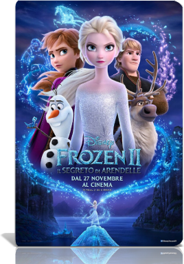 Frozen 2: Il Segreto Di Arendelle (2019).avi MD MP3 DVDSCR - iTA