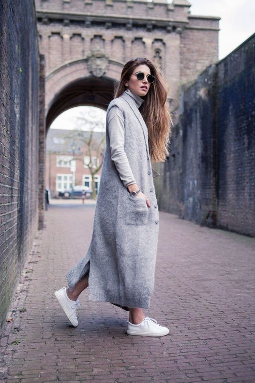 Comfortable and Modern: Oversized Fashion