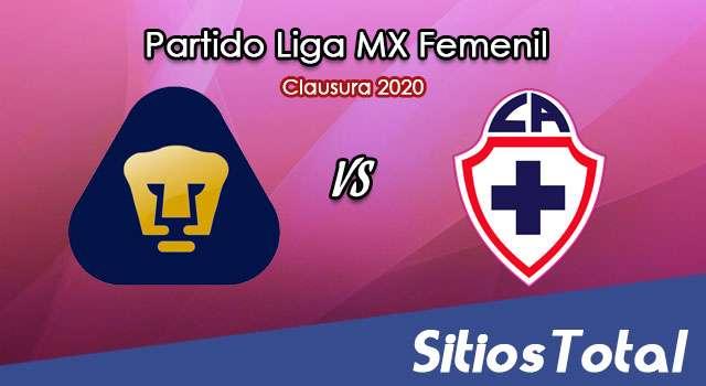 Ver Pumas vs Cruz Azul en Vivo – Liga MX Femenil – Clausura 2020 – Sábado 14 de Marzo del 2020