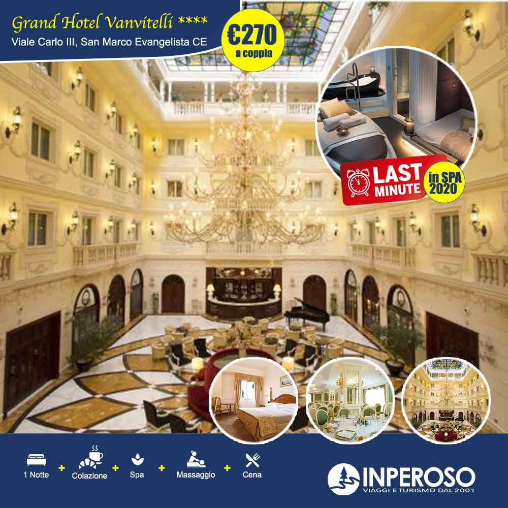 Immagine di: Grand Hotel Vanvitelli****