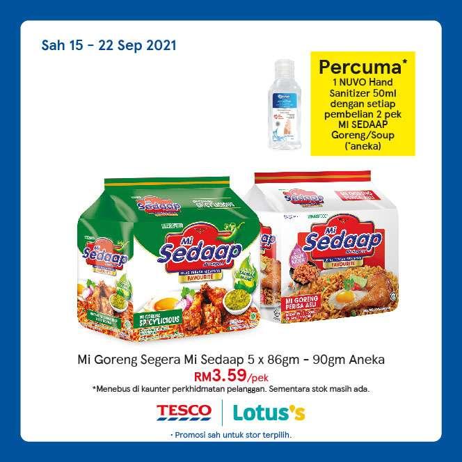 Tesco Catalogue(15 September)
