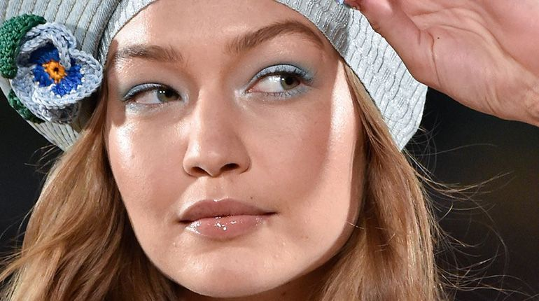 Slay the Spring Makeup Look With Pastel Blue Eyeshadow