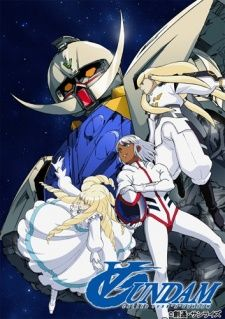 Turn A Gundam Cover Image