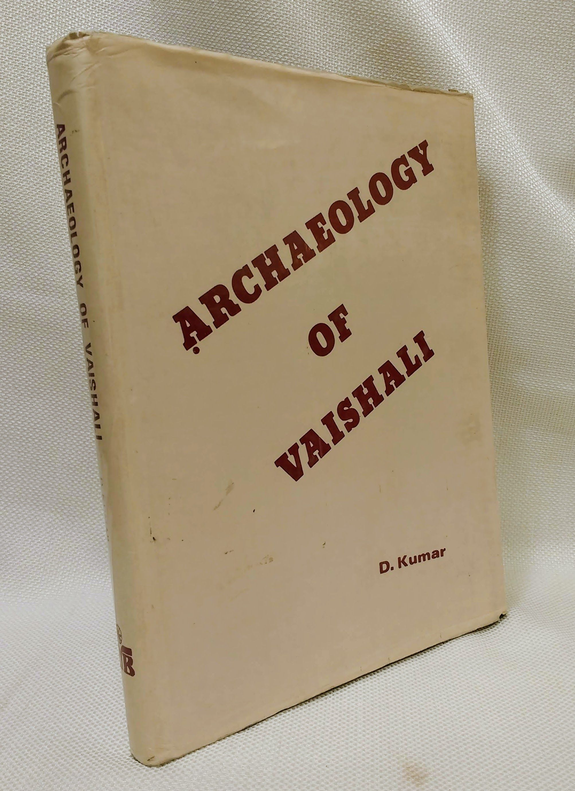 Archaeology of Vaishali (The Heritage of Ancient India, No VII), Kumar, Dilip