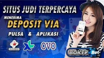 Deposit Pulsa & OVO