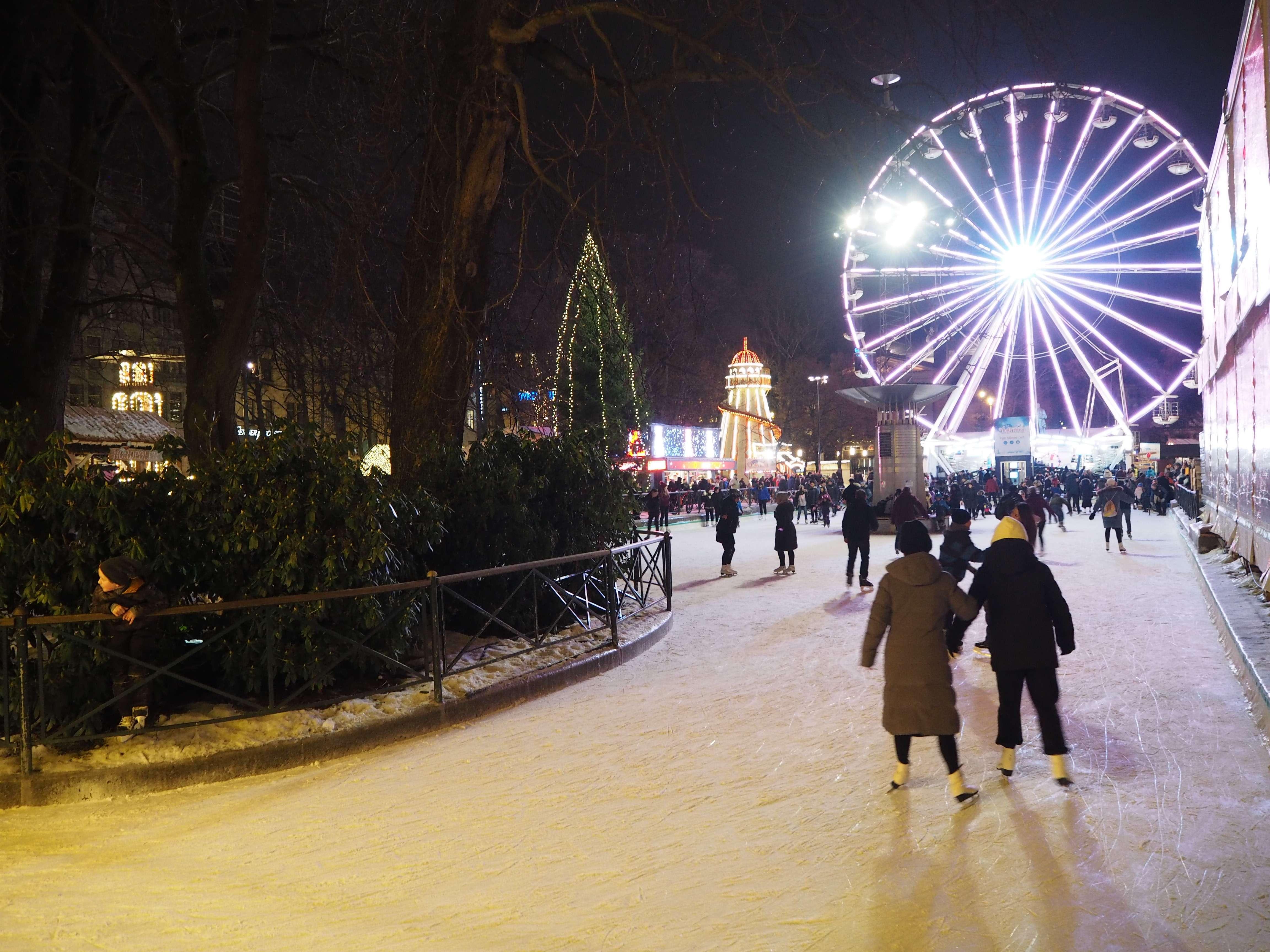 Oslo Christmas Market