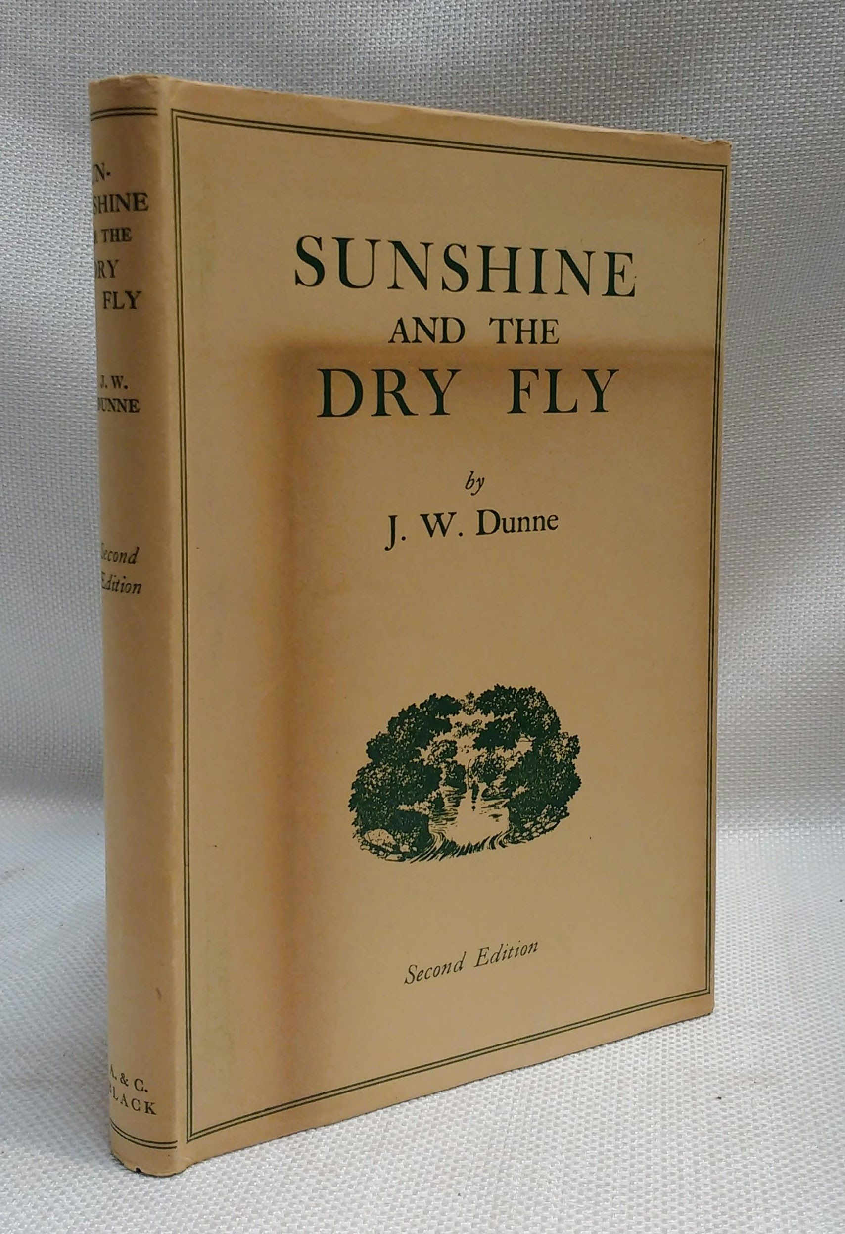 Sunshine and the Dry Fly, J.W. Dunne