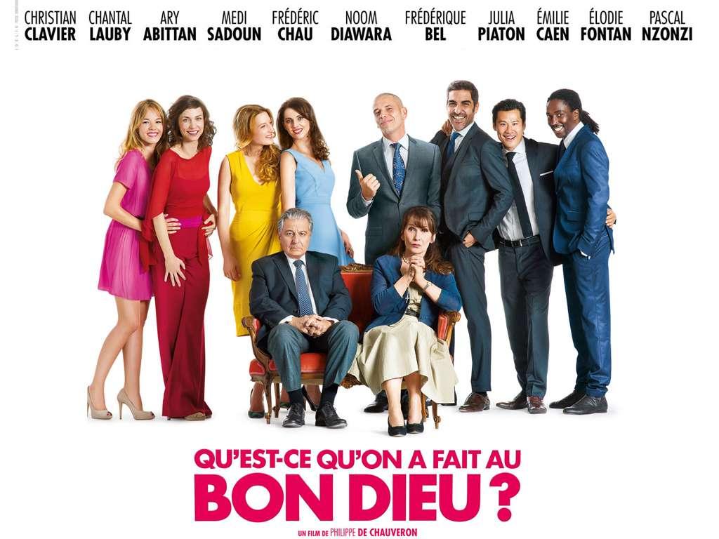 Θεέ μου τι σου Κάναμε; 2  (Qu'est-ce qu'on a encore fait au bon Dieu?) - Trailer / Τρέιλερ Movie