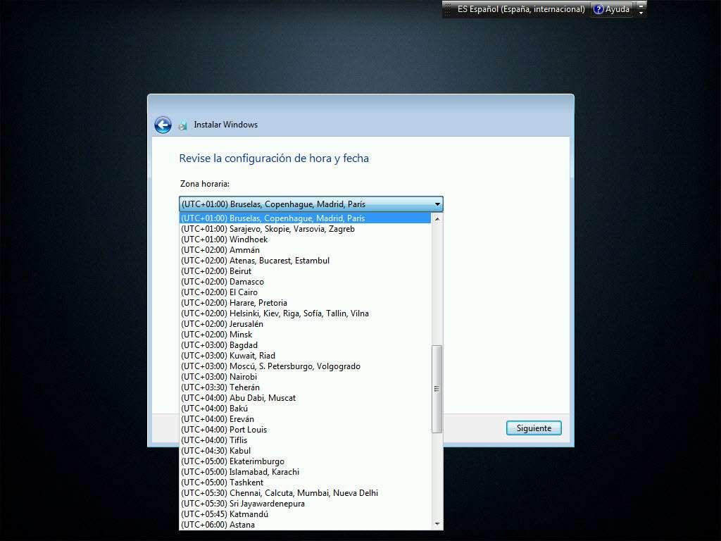 Windows 7 MiniOS es muy fácil de instalar