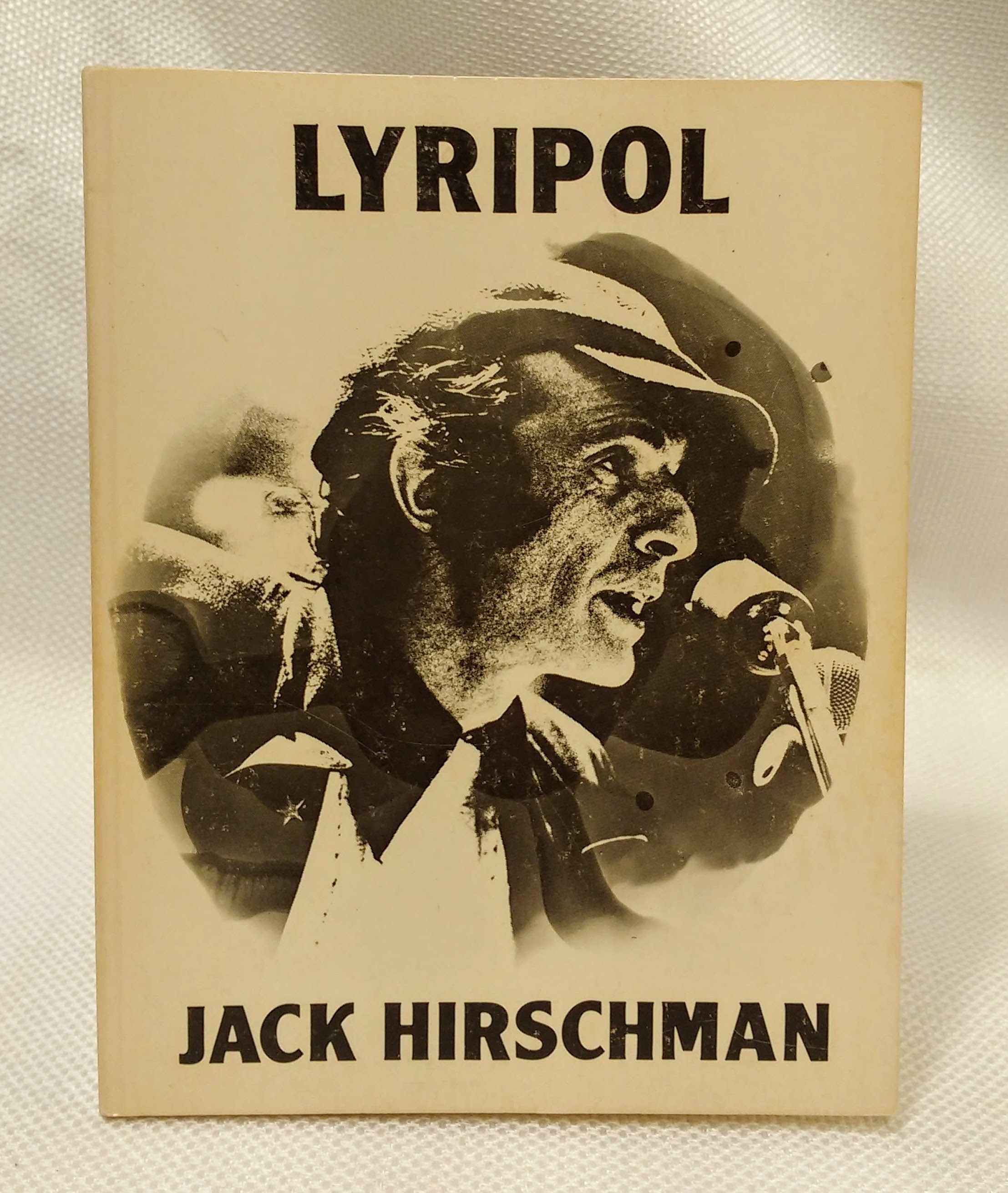 Lyripol (Pocket poets series), Hirschman, Jack
