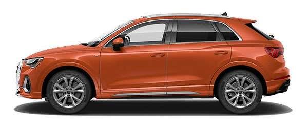 Q3 SUV 45 S-Line Premium quattro Lease Deal