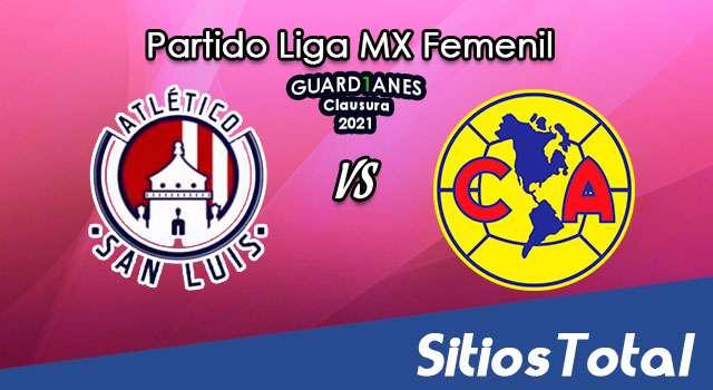 Atlético San Luis vs América en Vivo – Transmisión por TV, Fecha, Horario, MxM, Resultado – J9 de Guardianes 2021 de la Liga MX Femenil
