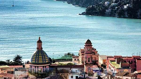 Italia: La costa de Amalfi y sus pueblos