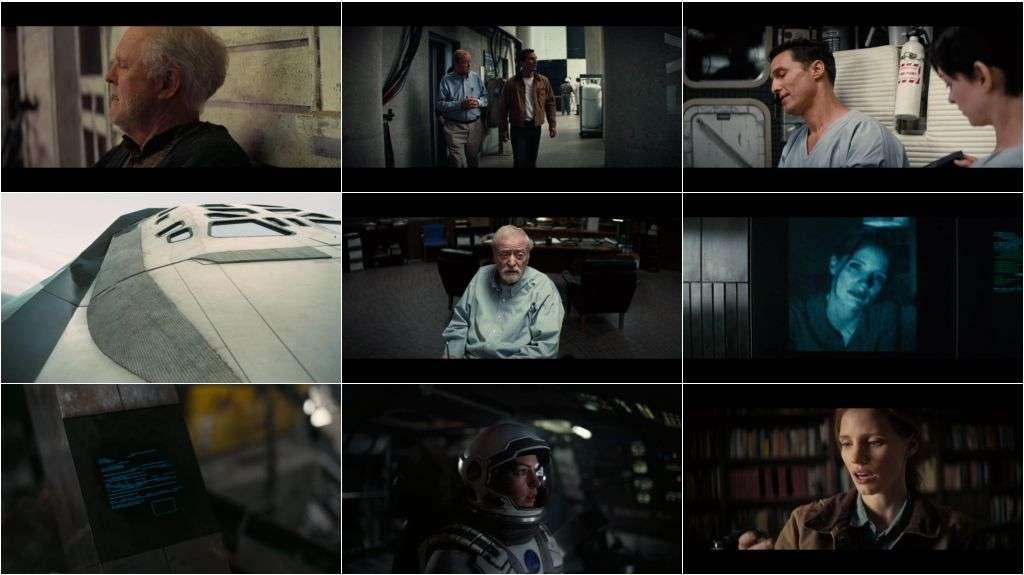 Download Interstellar English Free In 1080p Bluray 2.2Gb