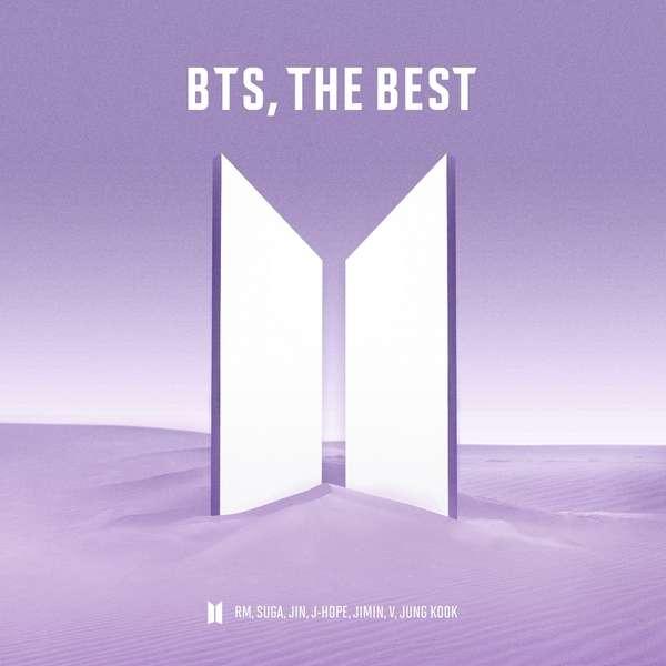 [Full Album] BTS – BTS, THE BEST [Japanese] (MP3)