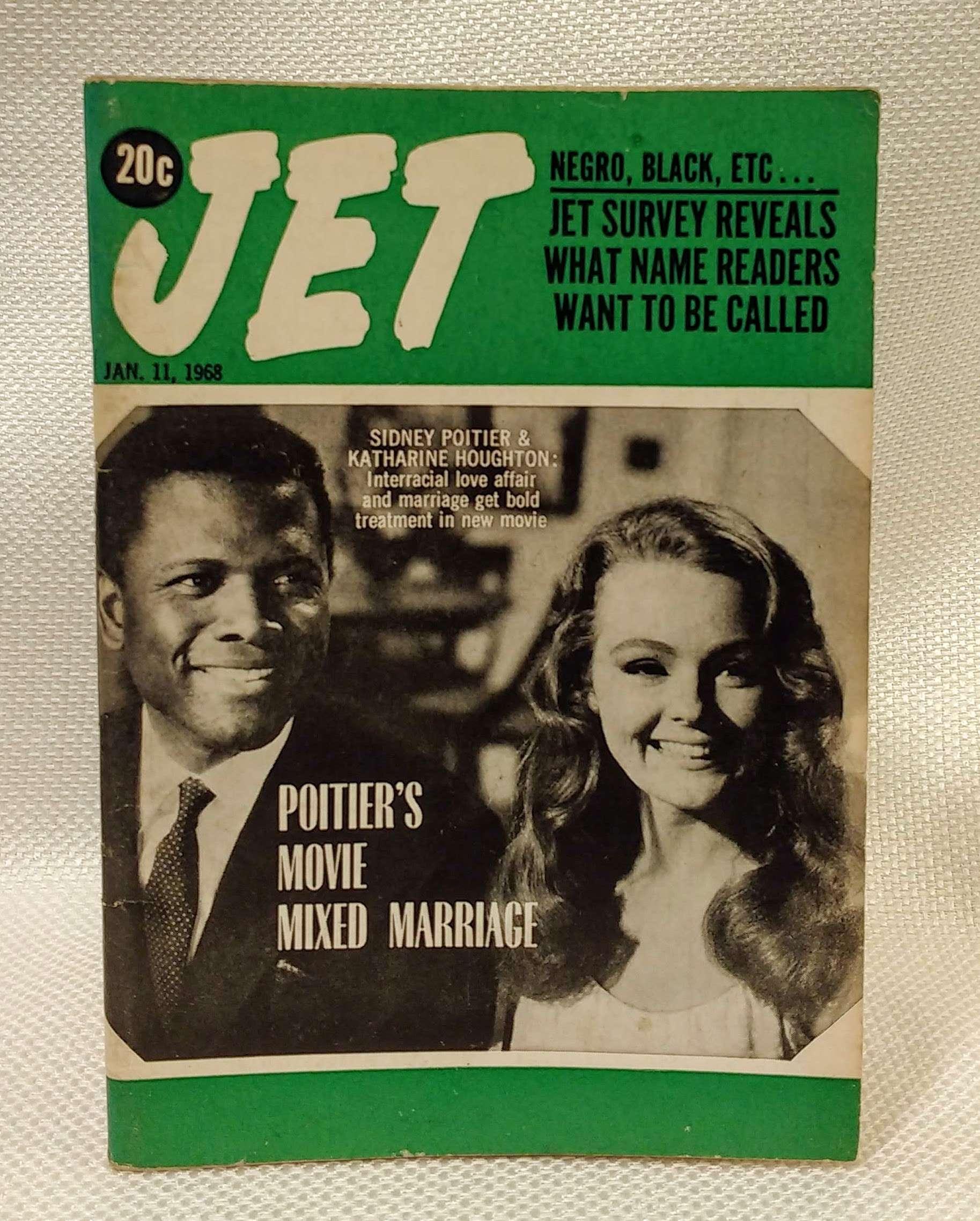 Jet Magazine January 11, 1968