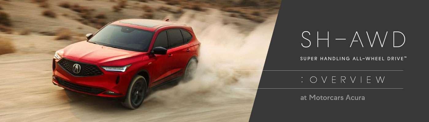 Acura Super Handling All-Wheel Drive in Bedford Ohio | Motorcars Acura