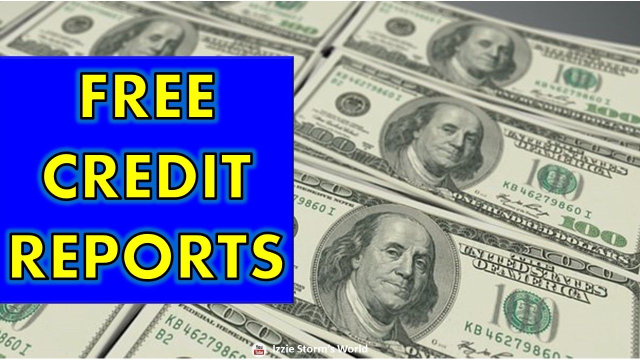 Get All 3 Credit Reports for Free