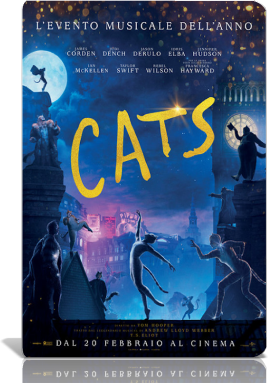 Cats (2019).mkv MD MP3 720p WEBRip R3 - iTA