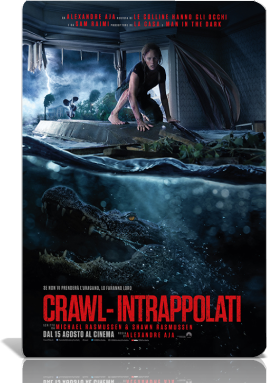Crawl - Intrappolati (2019).avi MD MP3 TELESYNC - iTA