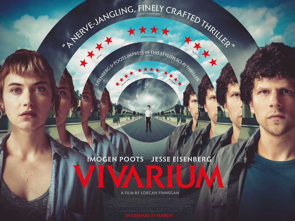 Vivarium Poster Πόστερ Wallpaper