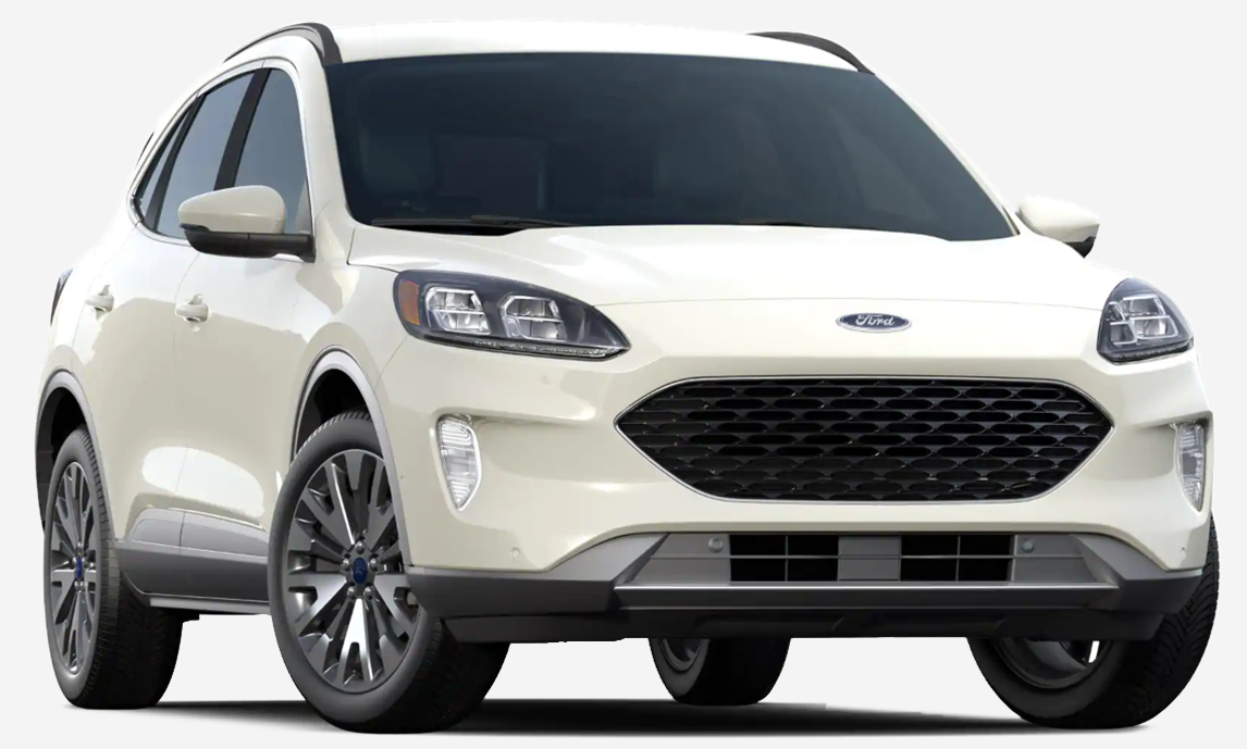 2020 Ford Escape Titanium Plug-in Hybrid