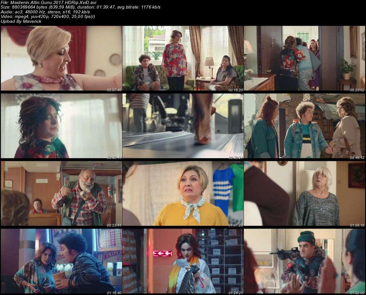 Maide'nin Altın Günü - 2017 (Yerli Film) HDRip XviD indir