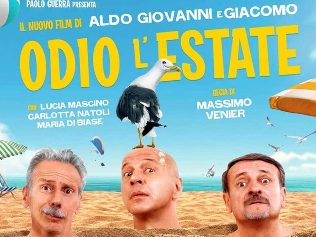 Όχι Άλλο Καλοκαίρι (Odio l'estate) Poster Πόστερ Wallpaper