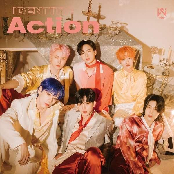 [Mini Album] WEi – IDENTITY : Action (MP3)