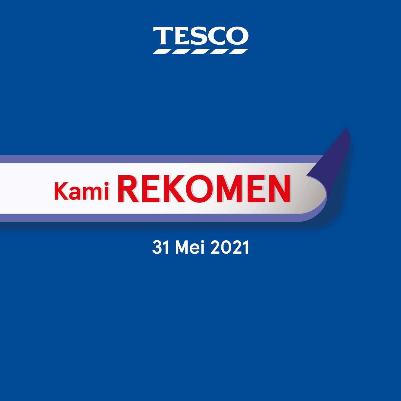 Tesco Catalogue(31 May 2021)