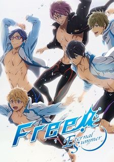 Free!: Eternal Summer's Cover Image