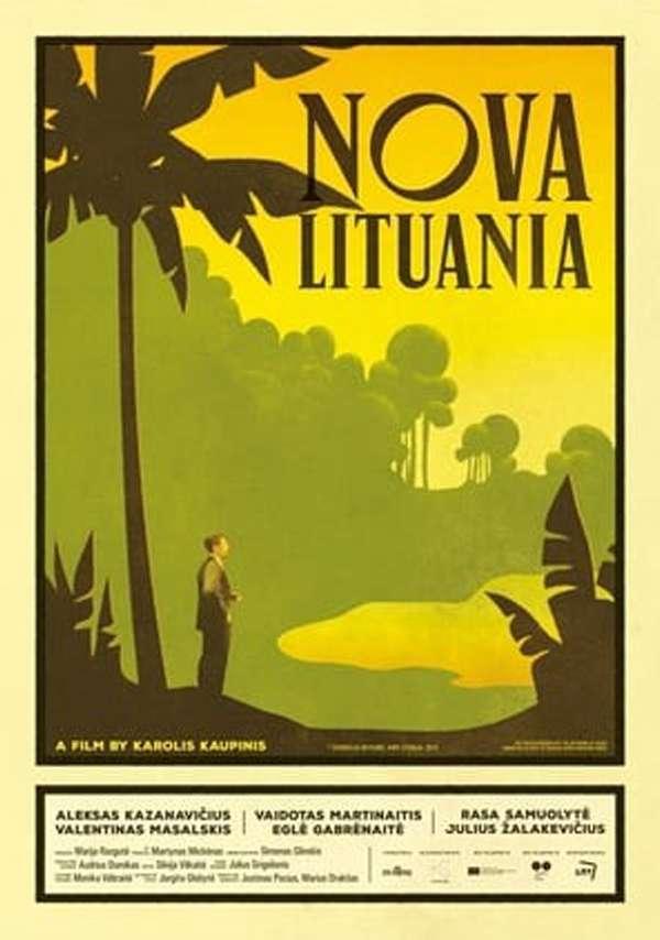 Νέα Λιθουανία / Nova Lituania Πόστερ Poster