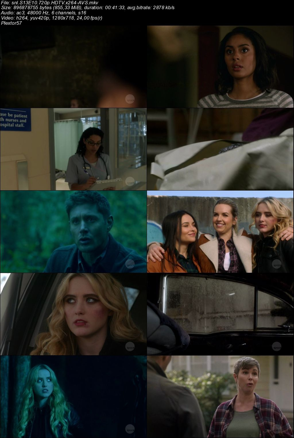 Supernatural 13.sezon tum bolumler
