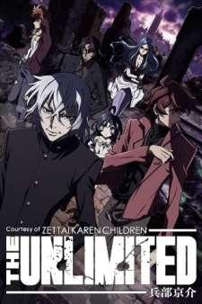 Zettai Karen Children: The Unlimited - Hyoubu Kyousuke's Cover Image