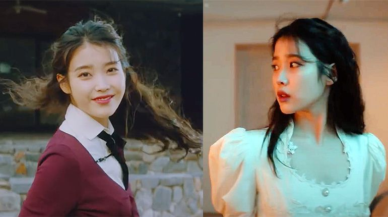 "The Beauty and Fashion Looks From IU's ""Eight"" Music Video"