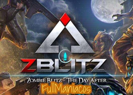 ZBlitz Hack Municion, Salud,  Velocidad disparo con CE trainer